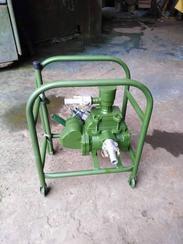 ZH-100A型手搖計量加油泵 手搖泵 封閉式葉輪活塞泵