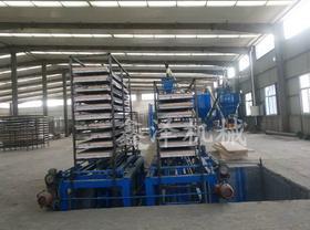 新型保温设备建筑模板及生产线一体化免拆