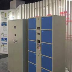 电子储物柜 指静脉识别智能存包柜 超市智能存储柜 指静脉识别柜