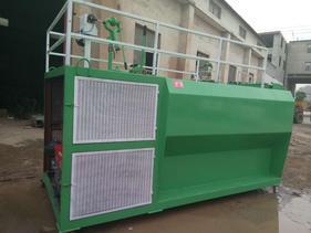 青山绿水喷播机+ZKP-84 客土喷播机 边坡绿化植草喷播机 喷播机厂家 喷播机