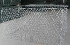拧花格宾笼 编织格宾网 六角网厂家 五绞格宾石笼 雷诺护坡