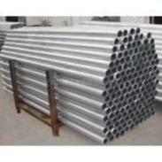 供应5052挤压铝合金管、无缝6063铝管、7075精抽薄壁铝合金管