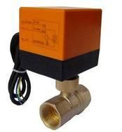 风机盘管电动球阀,中央空调电动球阀,电动球阀