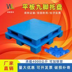 武漢塑料棧板網格雙面