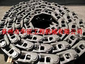 R375现代挖掘机链条矿山专用