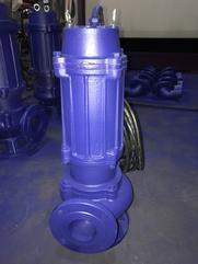 QW不锈钢潜水式排污泵