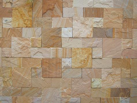 木纹砂岩迷你砖
