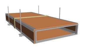 纤维增强硅酸盐防火板