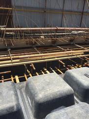密肋楼盖PMX周转性塑料建筑模壳厂家租赁