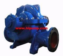化工中开泵厂家湖南华力SAP型单级双吸中开离心泵(SAP型中开泵)今日供给