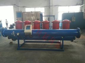 灌溉叠片过滤器