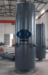 抗喷阻型蒸汽消声器(抗喷阻消声器)