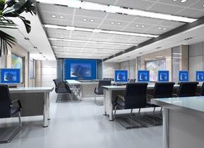 最新推出的武汉写字楼装修,中翌恒鸿装饰供应武汉办公装修,全球