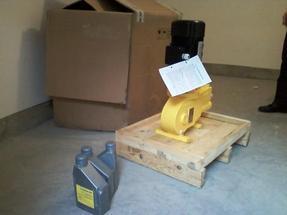 米顿罗液压隔膜计量泵RB030