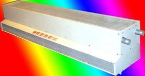 低噪声飓风系列热风幕机DRM-2515GD