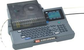 保山MAX LM-380E线号打印机