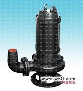 温州树盟牌排污泵--QW潜水型排污泵