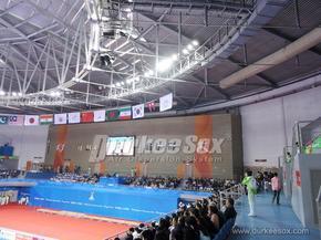 亚运会场馆用布风管