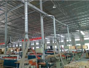 木材厂木工机械除尘设备