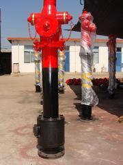 SSFT100/65防撞防冻调压消火栓