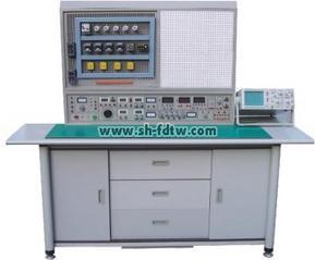 立式通用电工电子实验与电工电子技能综合实训考核装置