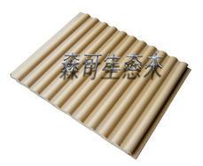 150小圆板装饰板绿可木生态木环保木(木塑)