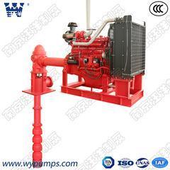 XBC柴油机深井消防泵柴油机消防泵长轴消防泵