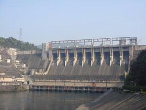 西安水库大坝防水堵漏