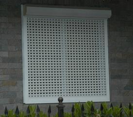 電動卷簾窗