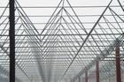 油罐网架轻钢结构安装