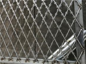 监狱刀刺隔离网 监狱隔离网 刀刺隔离网