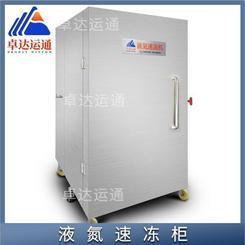 小型柜式液氮速凍機/單開門速凍柜
