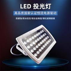 LED矩形投光灯 led节能灯具 18~100W 户外庭院防水景观亮化灯灯头