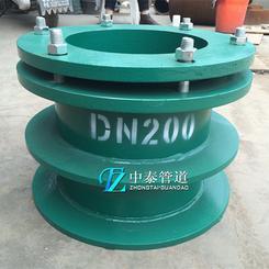 登封市污水处理厂的蓄水池需要预埋大量不锈钢柔性防水套管