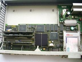 西门子数控840D系统维修-NCU不能启动修理