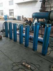 天津井用地热潜水泵厂家-125KW热水深井泵
