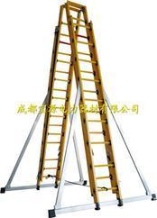 绝缘人字双伸缩梯、绝缘升降梯、玻璃钢梯