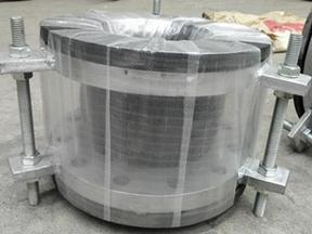 JGD型单球体端面全密封可曲挠橡胶接头 PN16