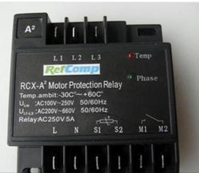 莱福康压缩机机保护模块RCX-A2