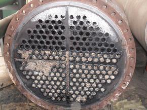 冷库冷藏设备清洗 淀粉厂蒸发器清洗
