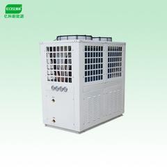 采暖设备低温增焓空气源热泵