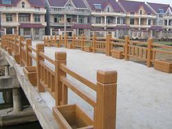 仿木栏杆,护栏,桥梁栏杆,隔离栏杆,景观资材