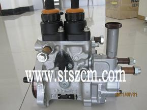 小松挖机PC400-7柴油泵 喷油泵 增压器,小松原装配件供应商