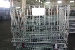仓库金属储物笼