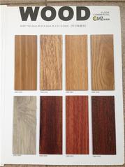 地毯纹石纹木纹环保耐磨片材PVC地板