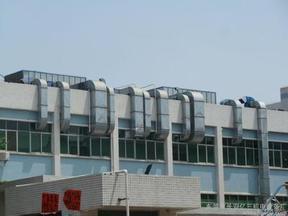 朝阳酒吧通风安装,定福庄大厦通风管道制作,通风机安装