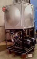 不锈钢循环冷却水箱、膨胀水箱