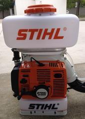 斯蒂尔SR5600喷雾粉机/广东斯蒂尔代理商