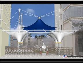 广西膜结构厂家,钢结构加工,钢膜结构设计
