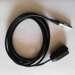 盾構機操控臺電臺接線盒子與徠卡TCPS30電臺通訊貓連接線
